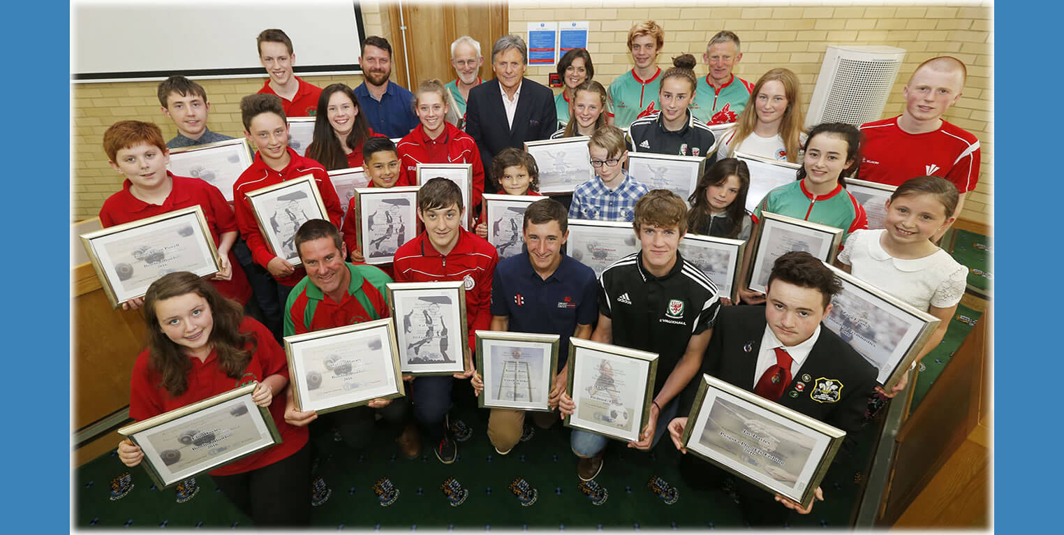 Ceredigion Sports Awards - Internationals 2016