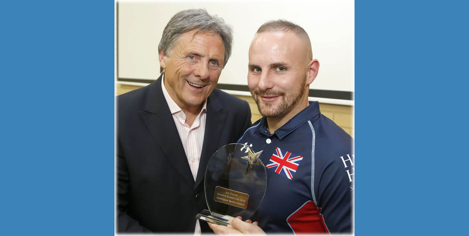 Ceredigion Sports Awards - Invictus Games 2016