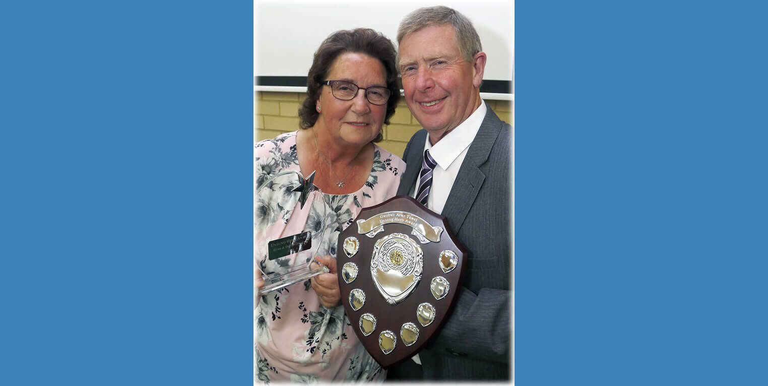 Ceredigion Sports Awards - Unsung Heroes 2016