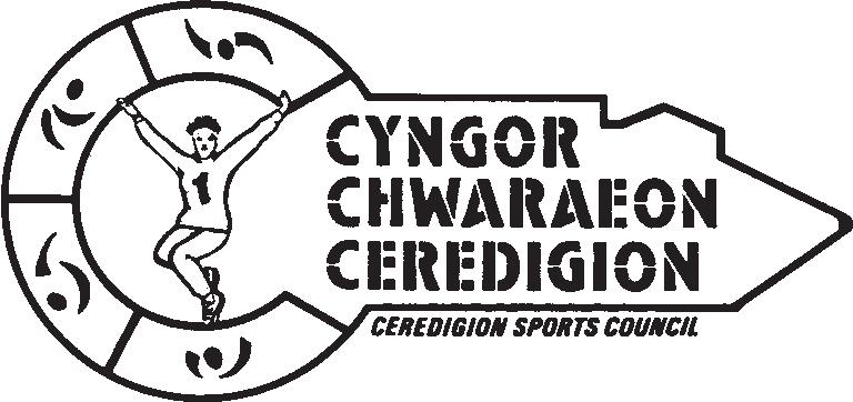 Ceredigion Sports Council Logo