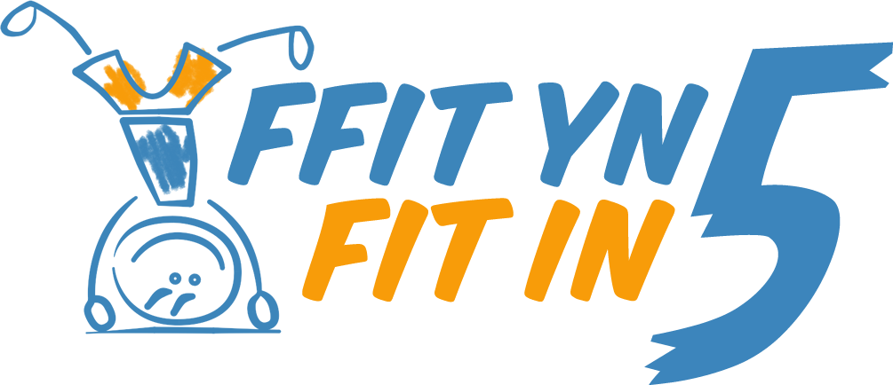 Fit in 5 Logo